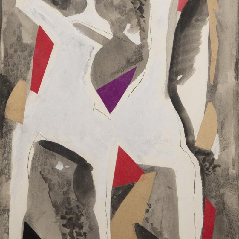 Marino Marini, Giocolieri e Cavallo, 1973