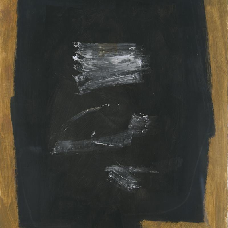 Emerson Woelffer, Forio, 1959