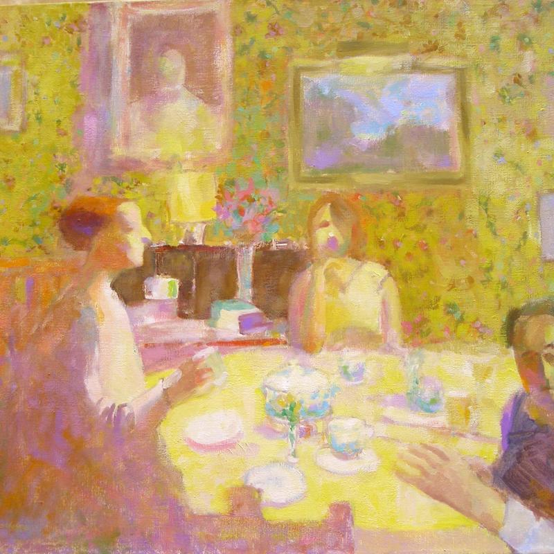 Ralph Della-Volpe, Dinner Time, 1993-94