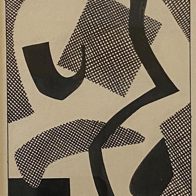 Carl Holty, Forms B, c. 1935
