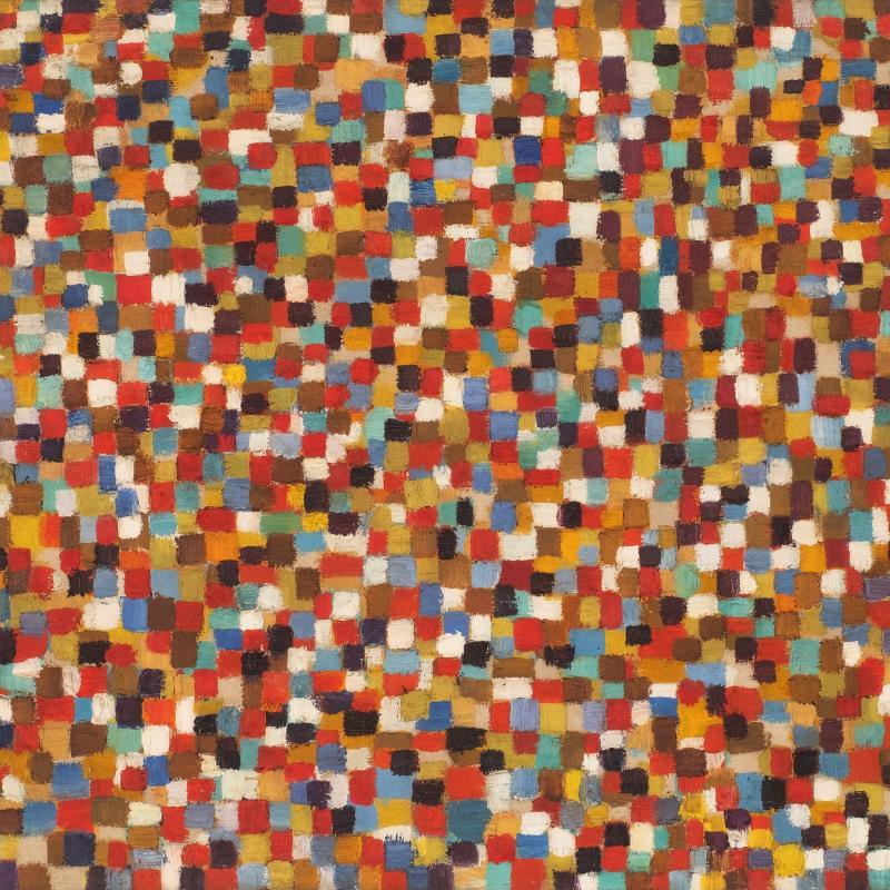 John Grillo, Untitled, 1951