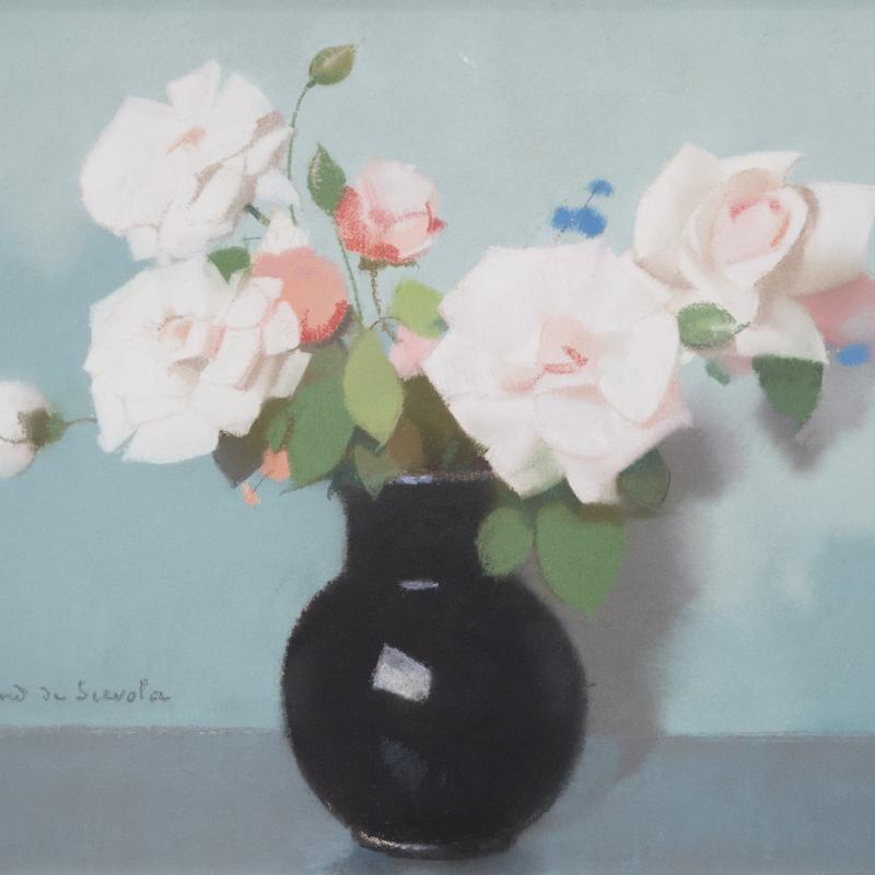 Lucien Victor Guirand de Scevola, Vase de Fleurs