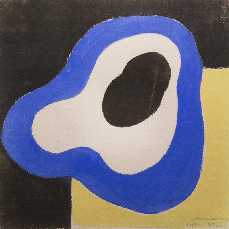 Sonia Delaunay, Rythme, 1949
