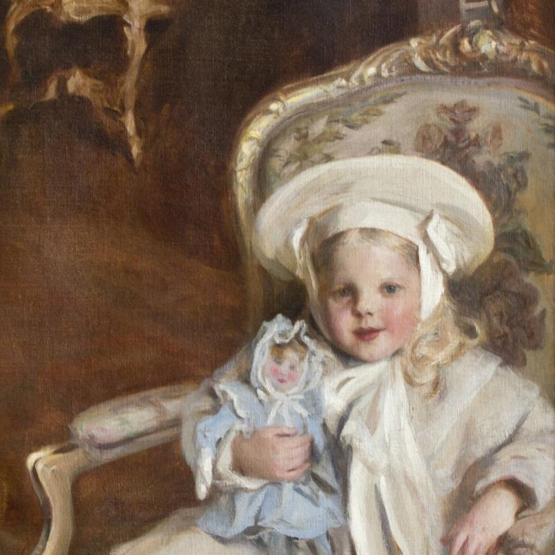 William Thomas Smedley, Ready to Go, 1906