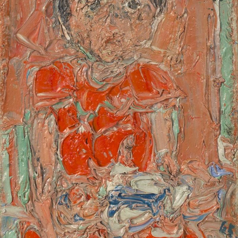 André Cottavoz, Sophie, 1965
