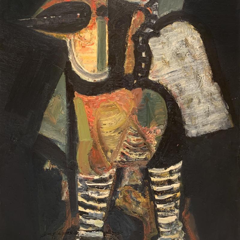Pinchas Maryan, L'Oiseau, 1953