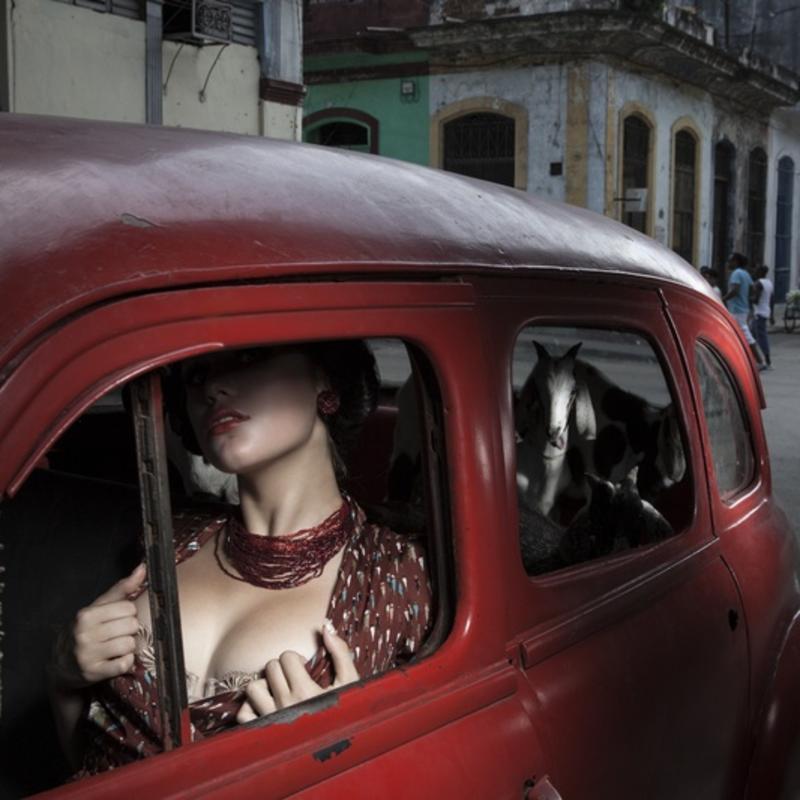 Formento & Formento, Marian III, Havana, Cuba, 2014