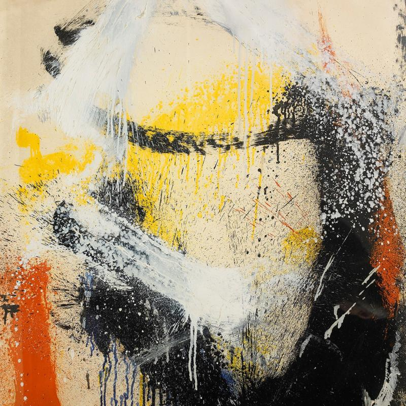 Norman Bluhm, Untitled, 1960