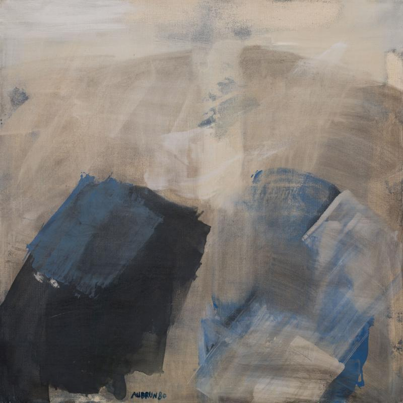 Francois Aubrun, Impregnation #424, 1980