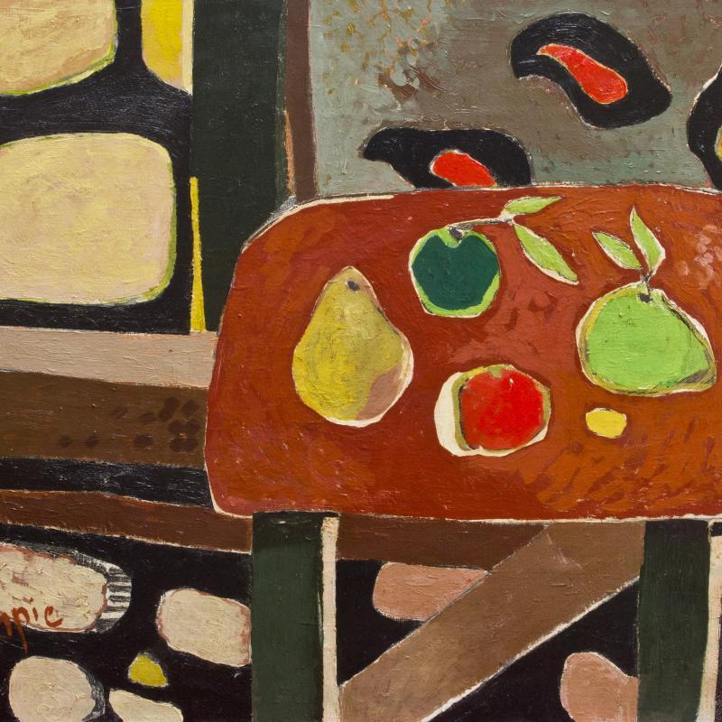 Louis Latapie, Nature Morte aux Fruits, 1949
