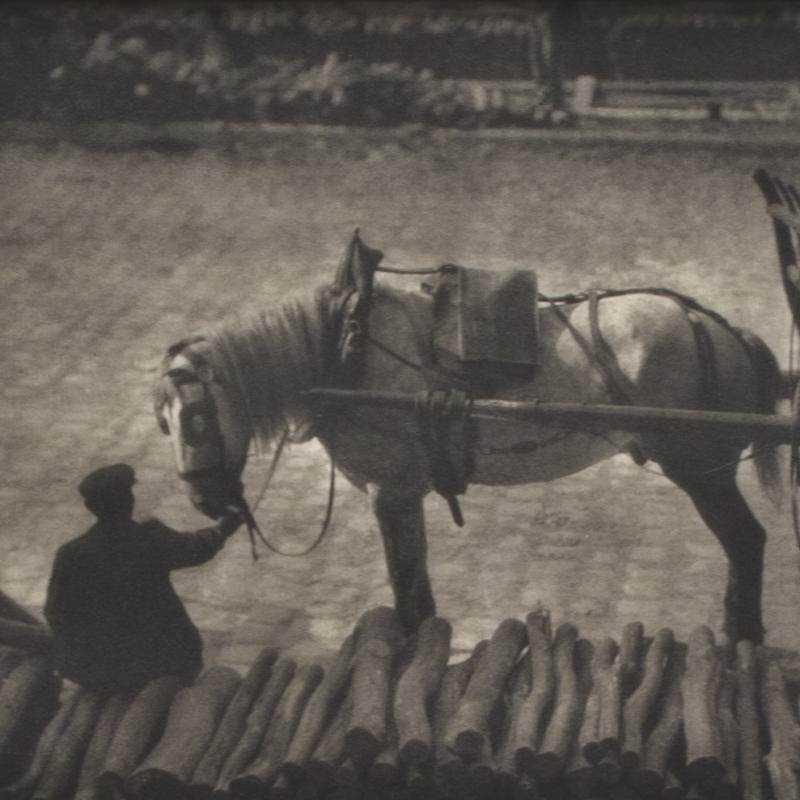 Alfred Stieglitz, Snapshot, Paris, 1911
