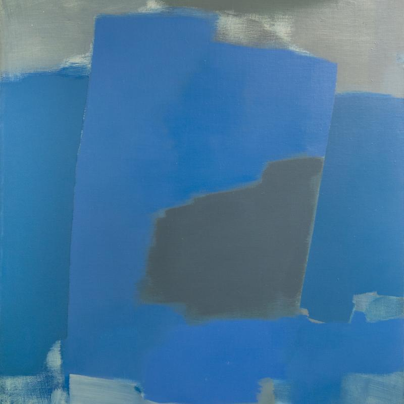 Carl Holty, Untitled, 1963-64