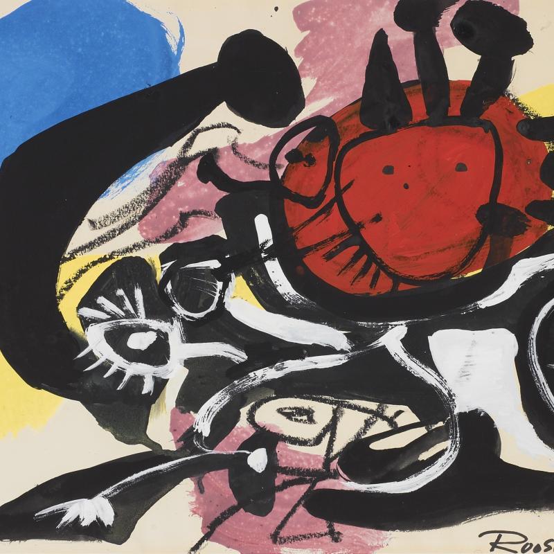 Anton Rooskens, Untitled, 1968