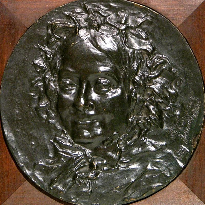 Jean-Baptiste Carpeaux, Portrait de Madame Defly, 1863