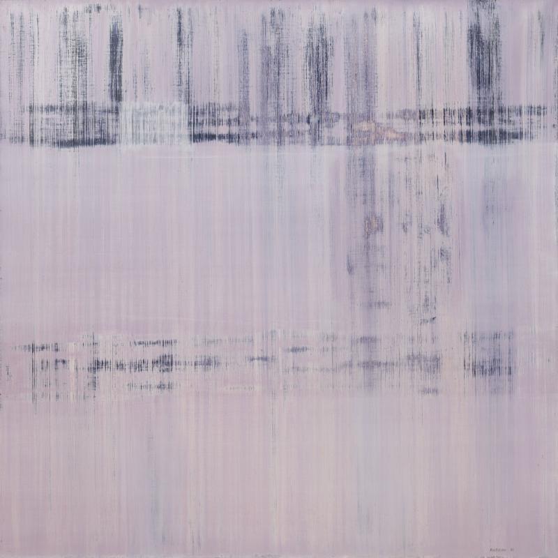François Aubrun, Paysage Endormi #434, 1983