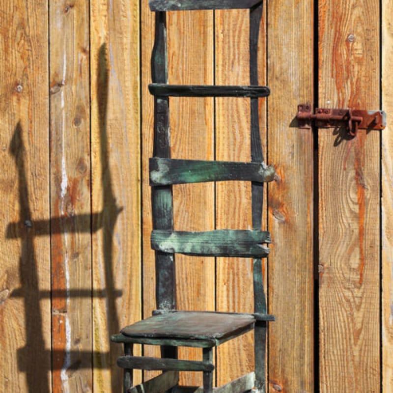 Helen Sinclair, Ladder Backed Chair, 2016