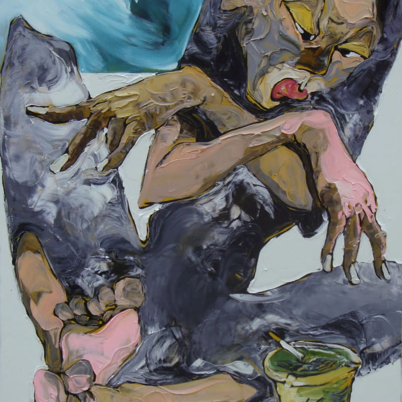 La Ba Quan, Arms Crossed, 2011