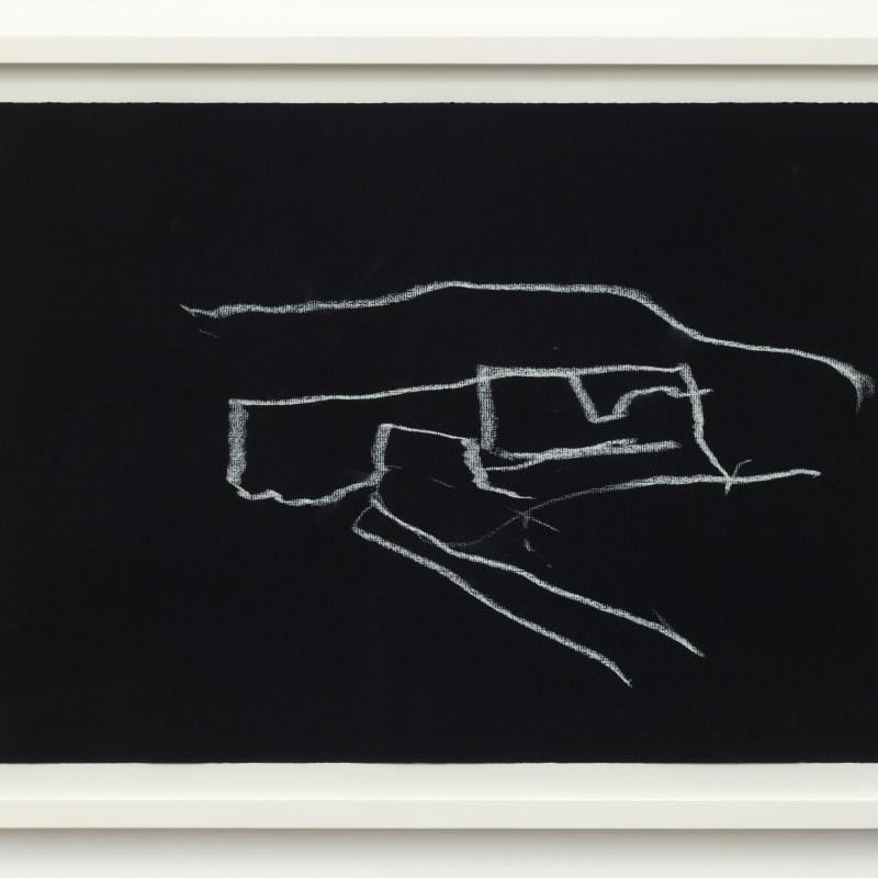 Joan Jonas, Reanimation performance drawing (Landscape Drawing), 2014