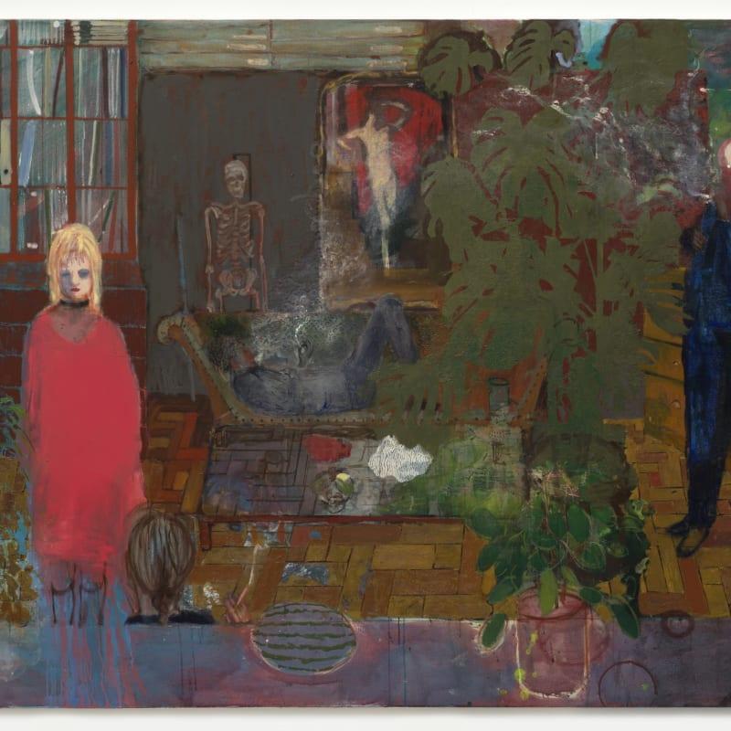 Andrew Cranston, May 1968, Grays School of Art, Aberdeen, 2016-17