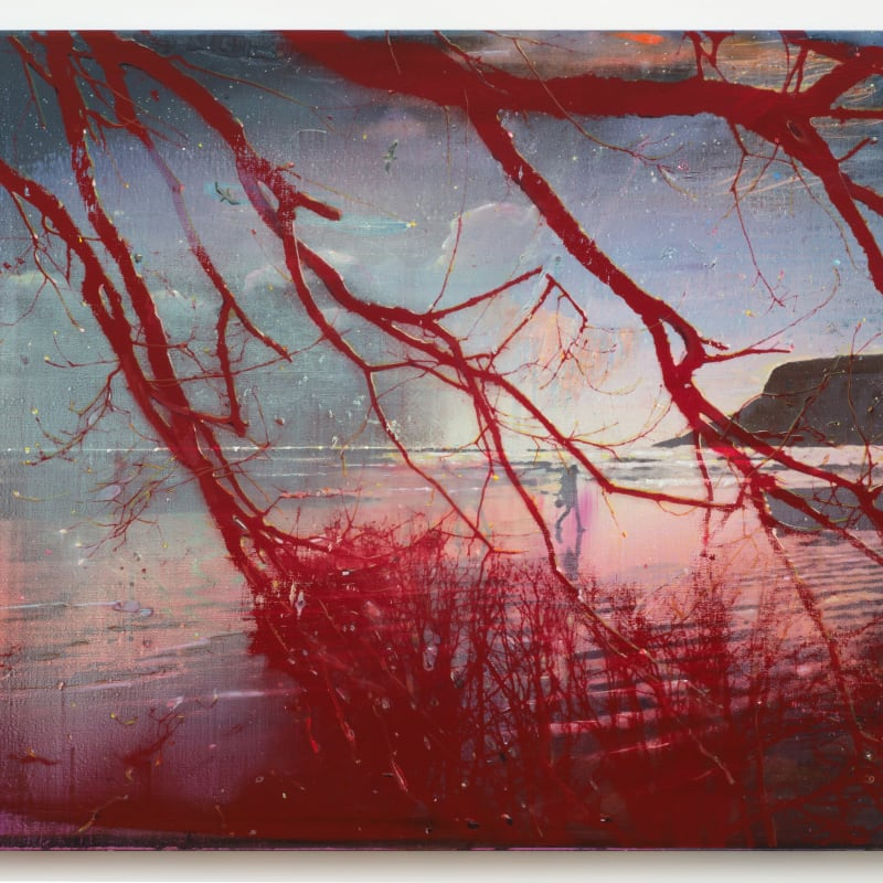 Elizabeth Magill, Red Bay, 2016 - 2017