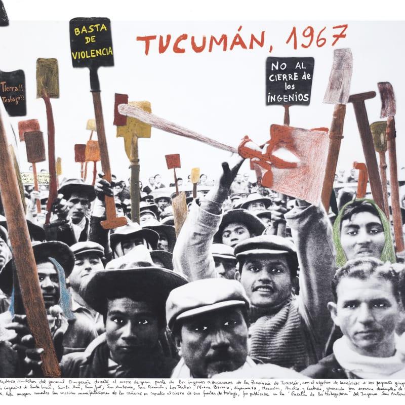 Marcelo Brodsky, TUCUMÁN, ARGENTINA 1967, 2017