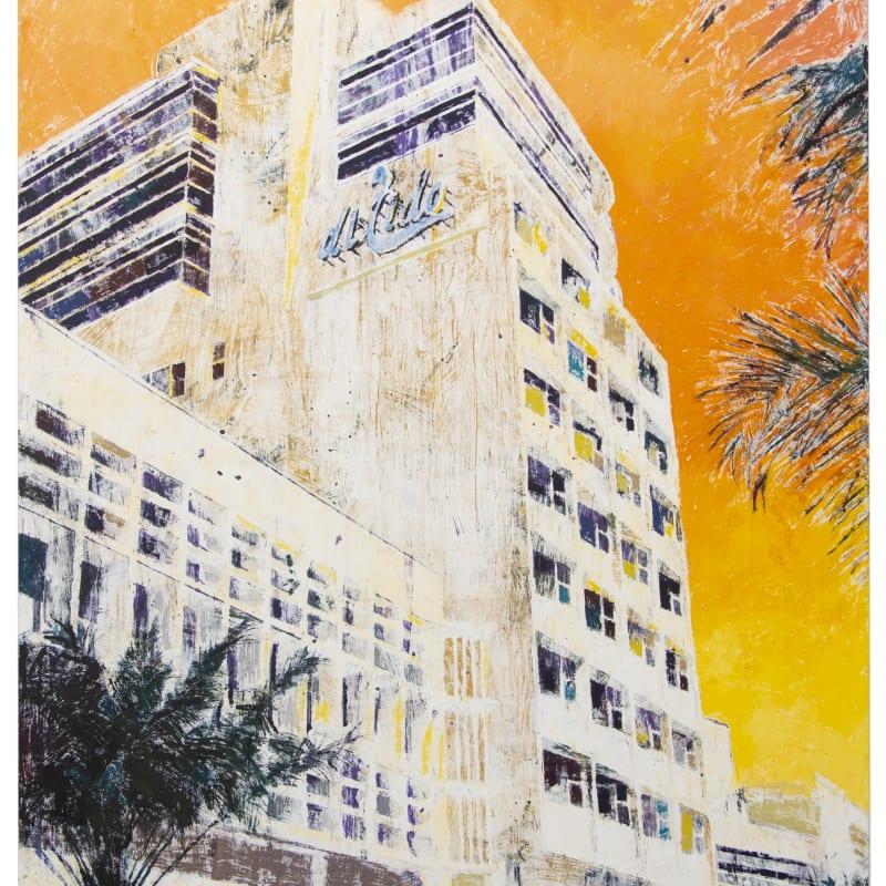 Enoc Perez, Di Lido Hotel, Miami, 2019