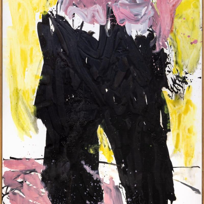 Georg Baselitz, Exotenremix, 2007