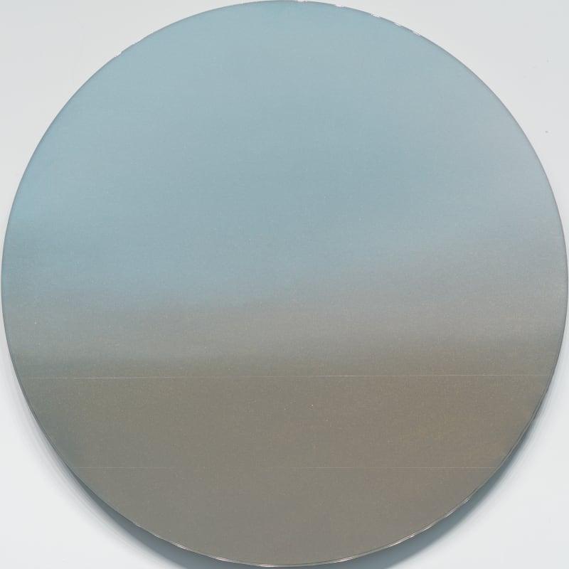 Miya Ando, Purple Blue Green Shift Moon 1.20.2.1.M.1.2.3.G.3, 2020