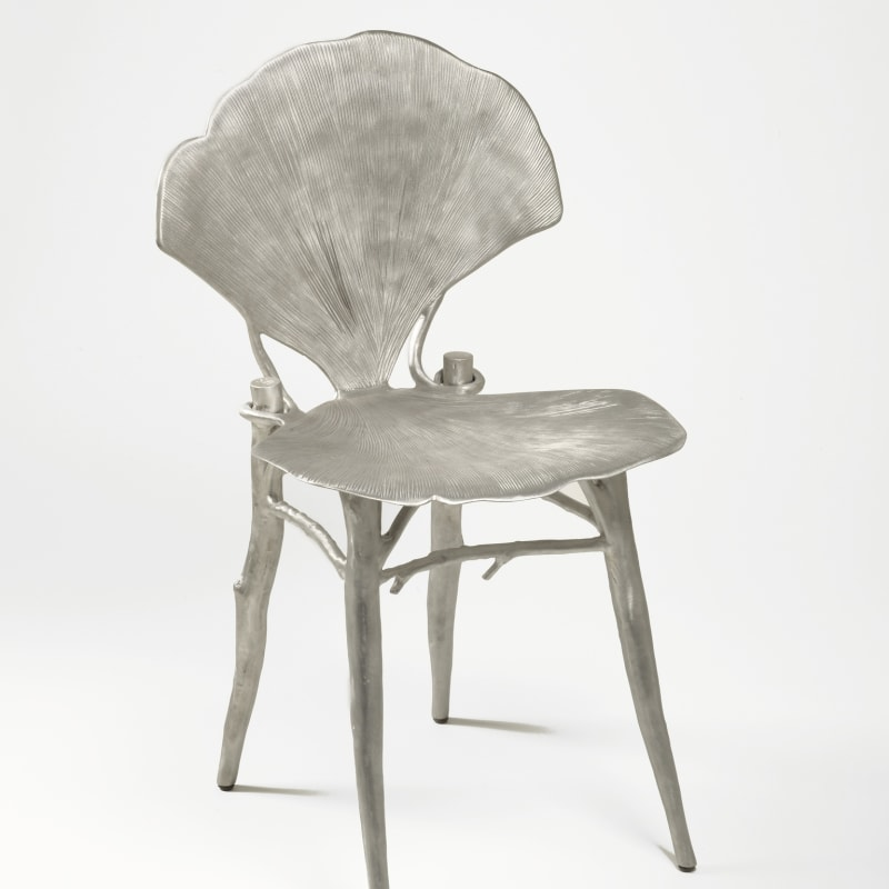 Claude Lalanne, Ginkgo (chaise), 2014