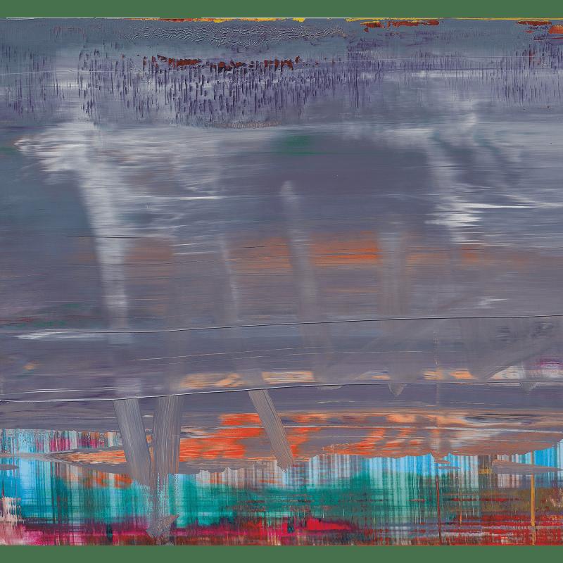 Gerhard Richter, Abstraktes Bild [Abstract Painting], 2001