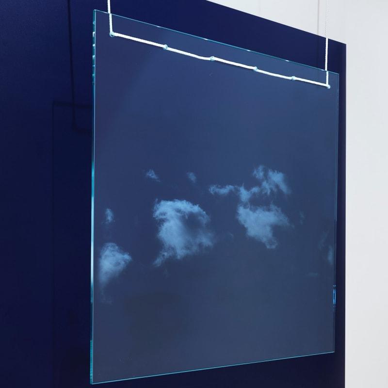 Miya Ando, Haku un (White Cloud), 2018