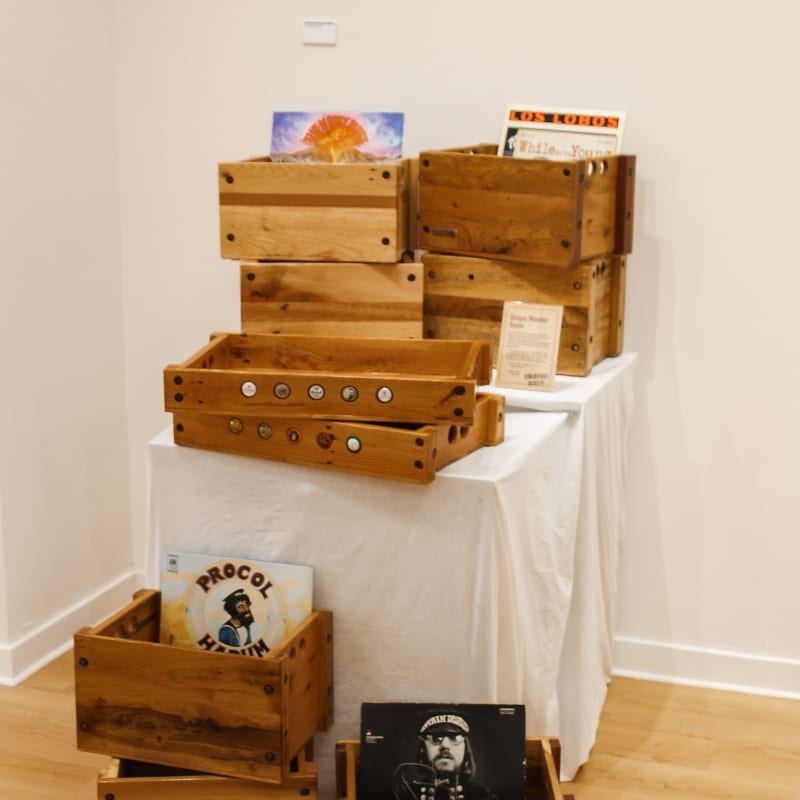 Harold Sweet, Wooden Boxes