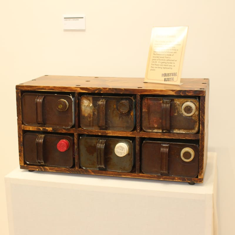 Harold Sweet, Chester's Drawers
