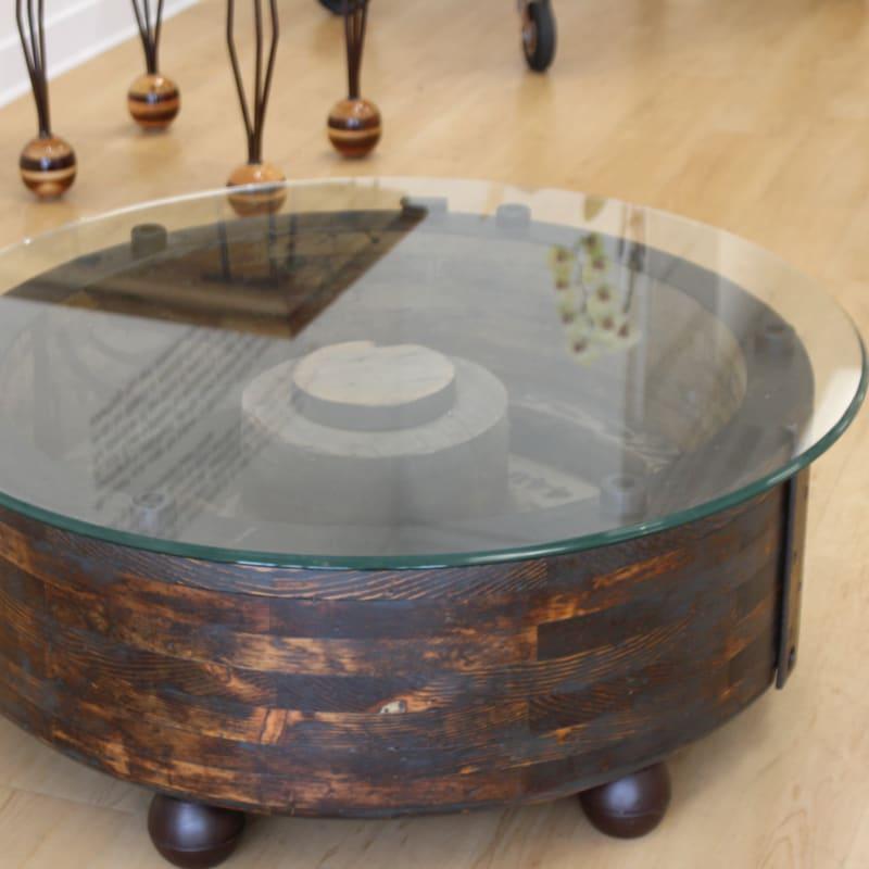 Harold Sweet, Foundry Mold Coffee Table