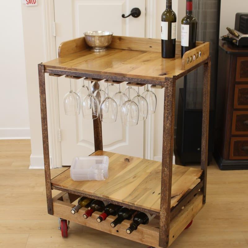 Harold Sweet, Rolling Wine Bar