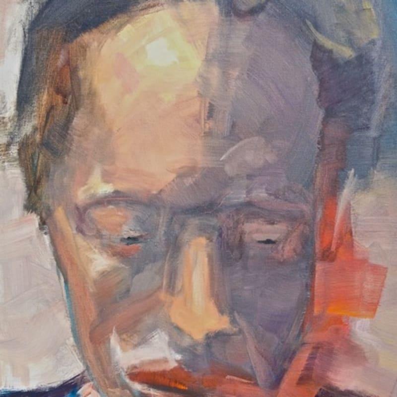 James Singelis, Red Mouth , 2016