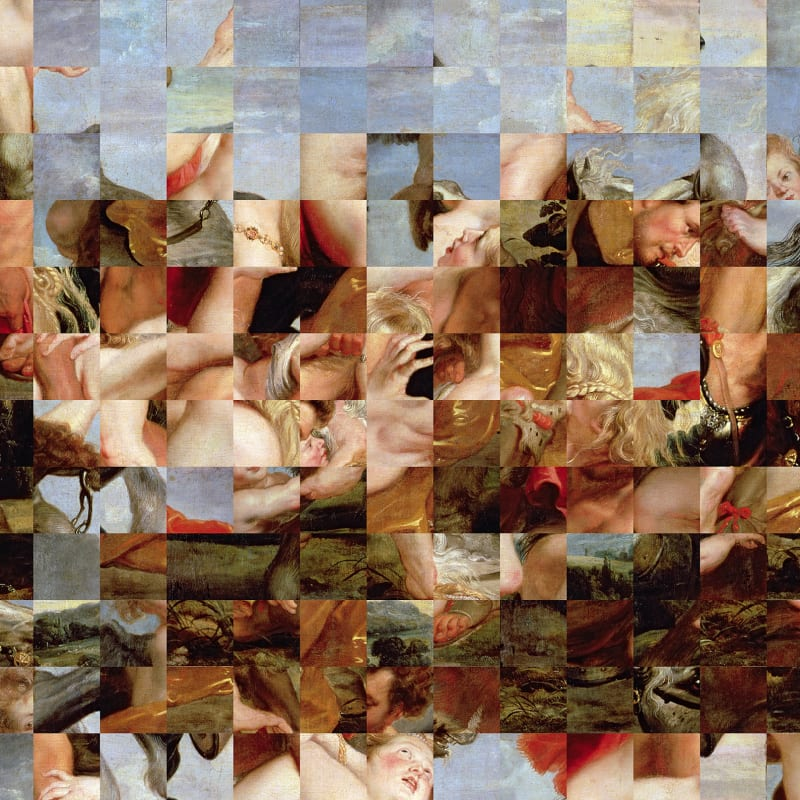Rashid Rana, Notions of Narration II - Transliteration Series, 2009 - 2013