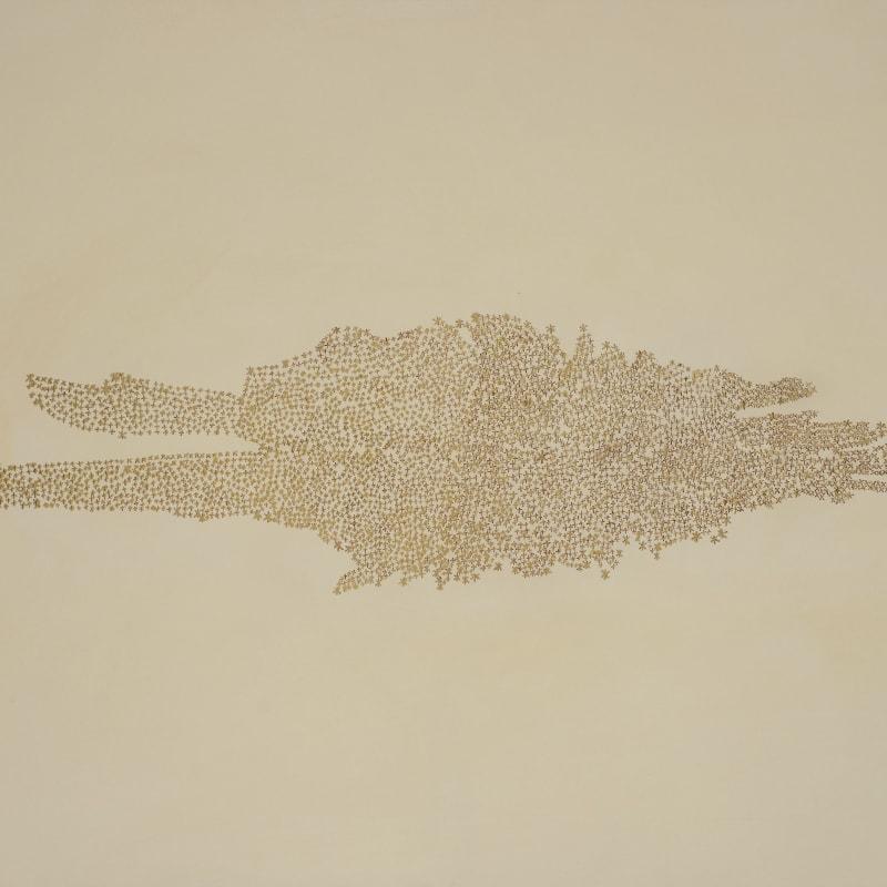 Desmond Lazaro, Herschel's Galaxy I, 2020-21