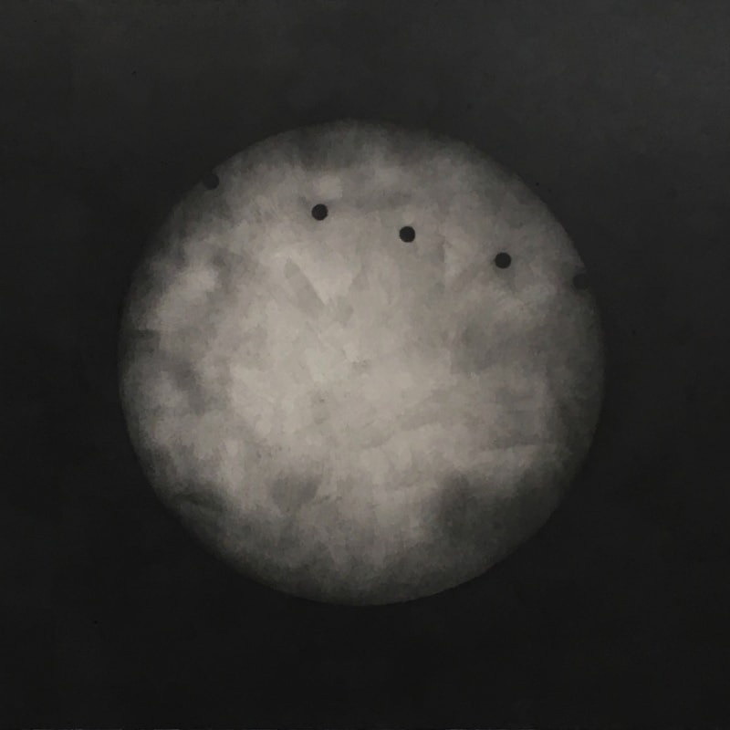 Desmond Lazaro, The Transit of Venus 2004, 2020-21