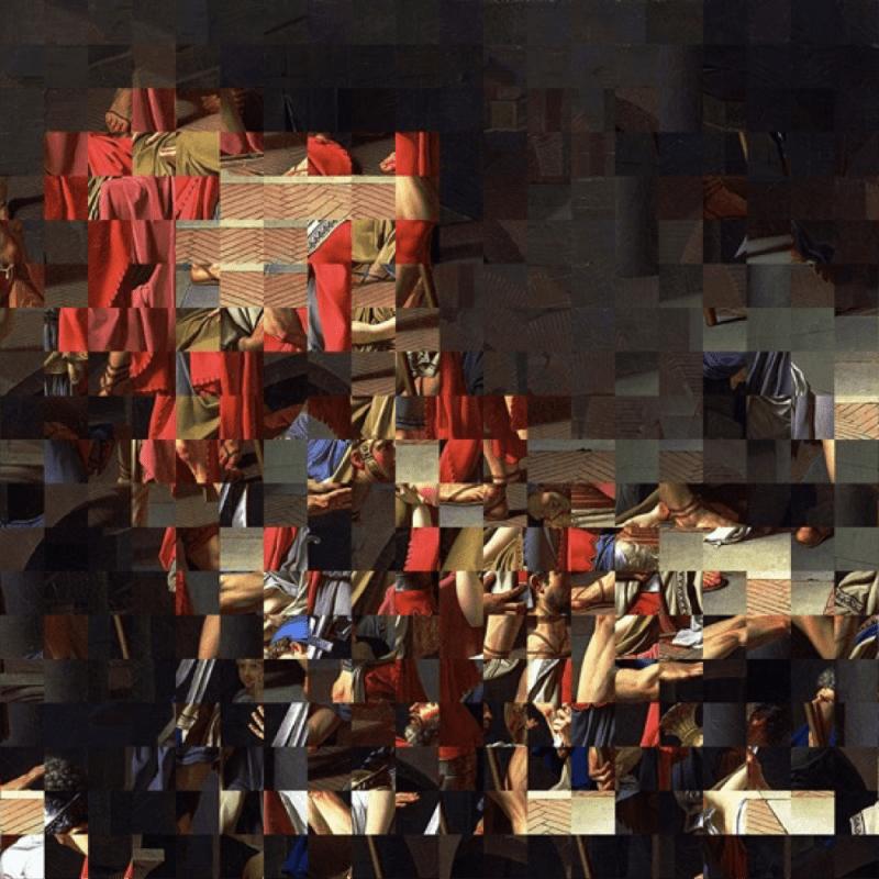 Rashid Rana, War within, 2013