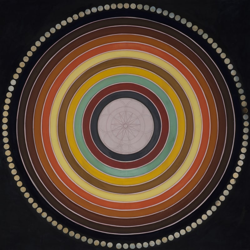 Desmond Lazaro, The Moons of Chartres, 2020-21