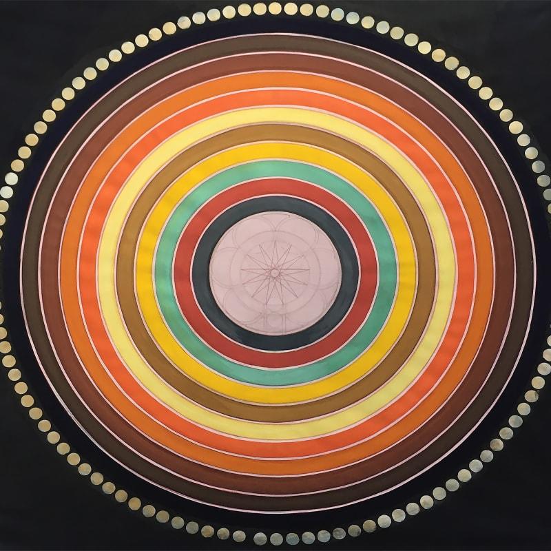 Desmond Lazaro, Cosmos IV. The Moons of Chartres., 2020