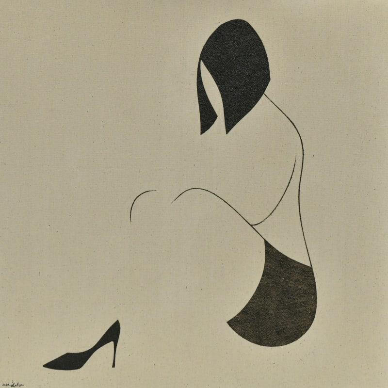 Saoud Abdallah, Untitled, 2020
