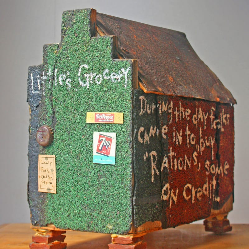 Willie Little, Rations, 2003