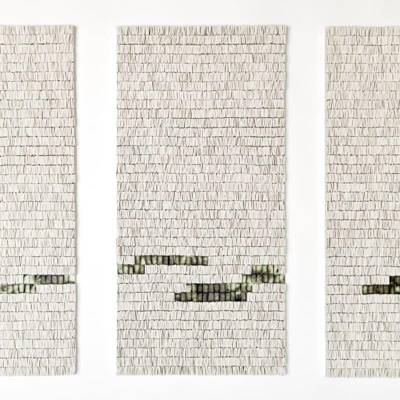 Lucas Ferreira, Wilderness I, II, and III, 2018