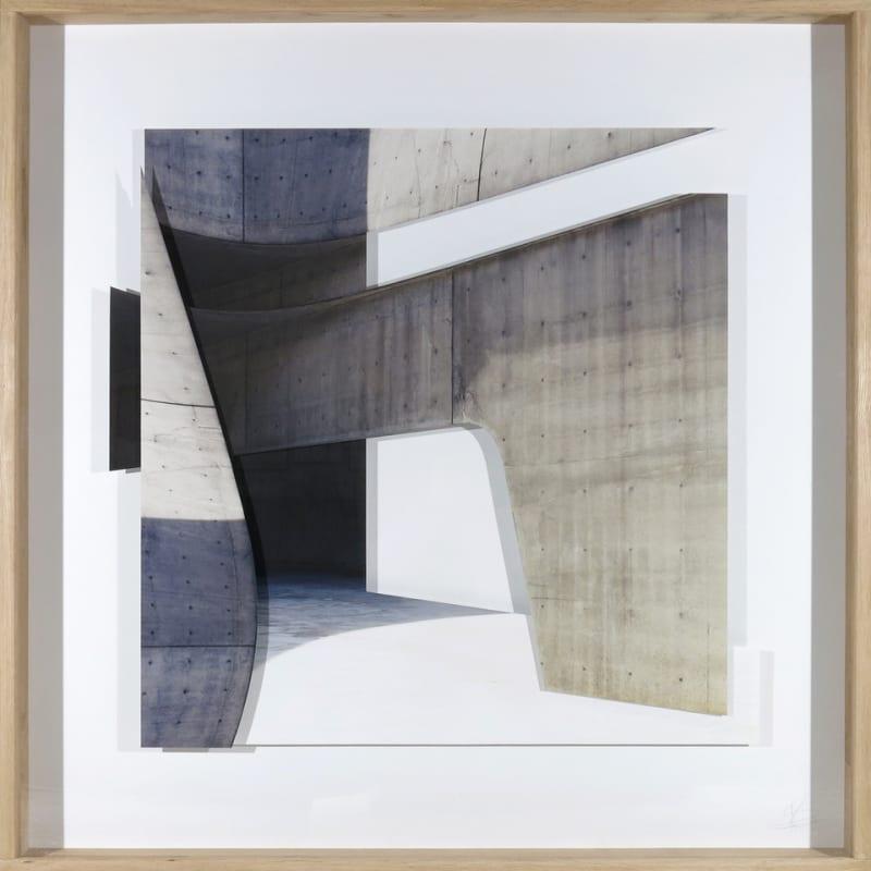 Patrik Grijalvo, Series Gravtación Visual: Dongdaemun Design Plaza, Seul / Zaha Hadid, 2019