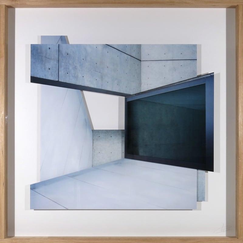 Patrik Grijalvo, Gravitación Visual: Design Sight Tokyo / Tadao Ando, 2019