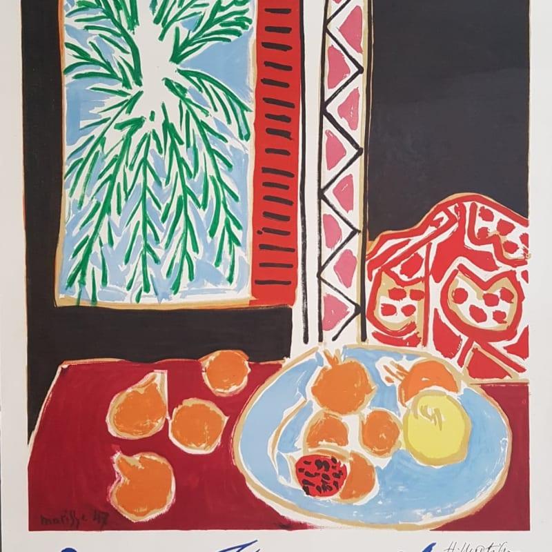 Henri Matisse, Nice Travail et Joie , 1947