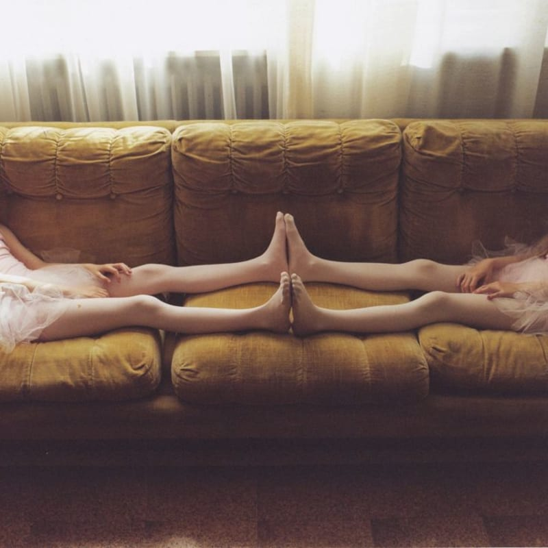 Ariko Inaoka, Eagle & Raven - Couch, 2009