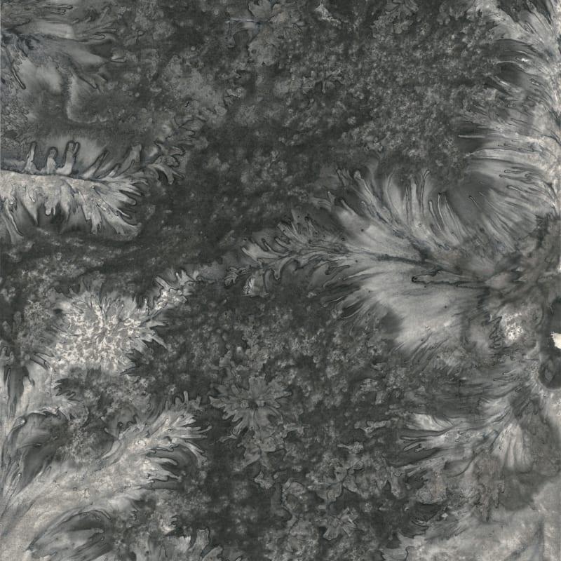 Bingyi 冰逸, Archaeology of Waves (5) 波相绘画 (5), 2019